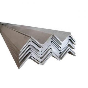 Professional factory 40mm slotted zinc plated architectural steel angle