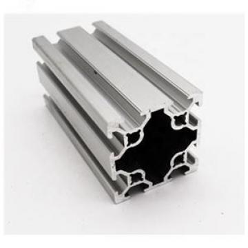 2020 3D Printer Aluminum Frame Black Anodized T Slot and V Slot Extruded Aluminum Frame