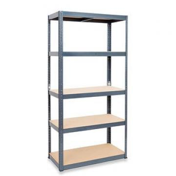 Galvanized and Powder Coated Q195 Slotted Angle Steel Bar Shelf