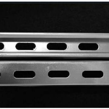 Q235 Equivalent Angle Mild Carbon Steel Galvanized Angle Bar A36 Equal and Unequal Hot Rolled Slotted Mild Carbon Angle Steel Bar with Hole Building Materials