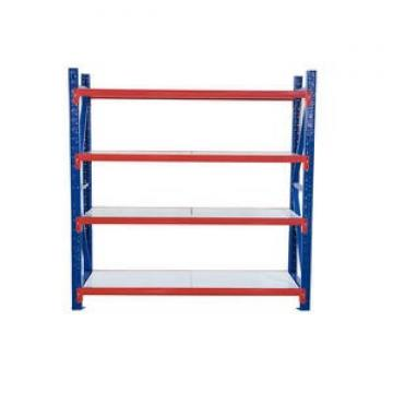 Medium Duty Transport Hot DIP Galvanized Commercial Steel Storage Racks