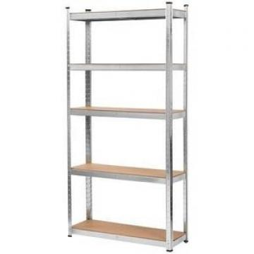Heavy duty 6 tier wire shelving metal chrome adjustable grid shelving unit storage wire shelving rack